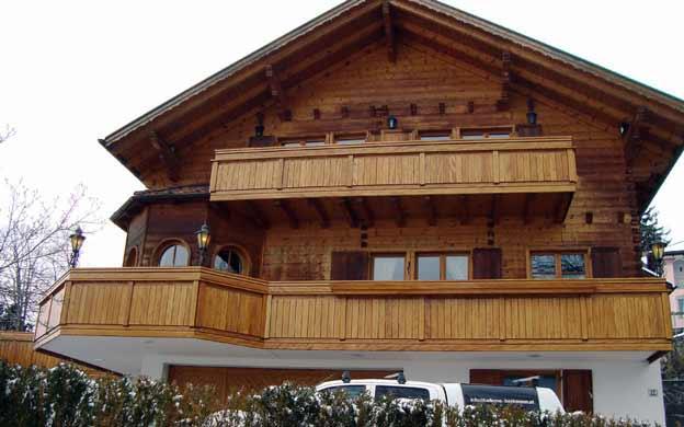 Balkone Berkmannbalkone